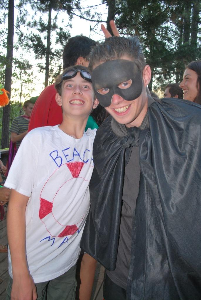 Batman and Robin?