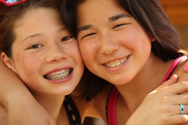 Ella and Omara