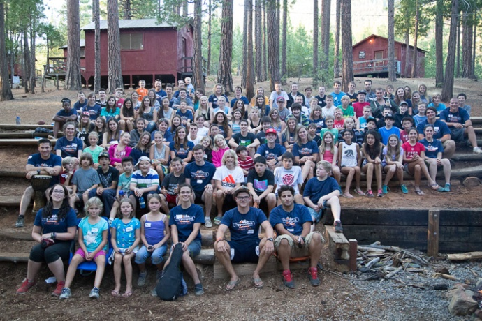 All Camp Picture- Third Session
