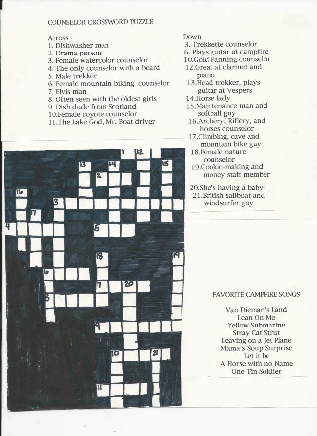 CCCChronicle1992p7CounselorCrosswordpuzzle