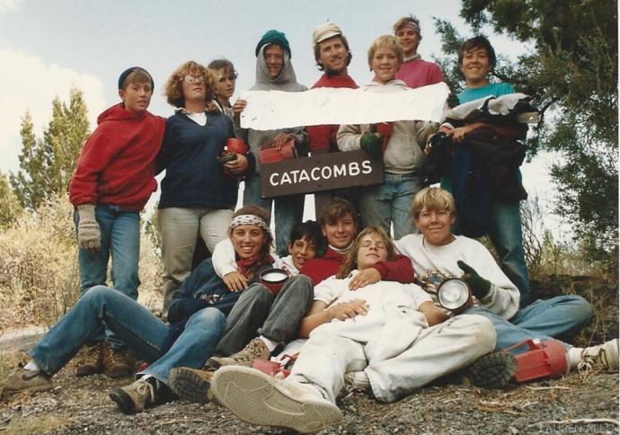 Trek-1988CatacombsCave