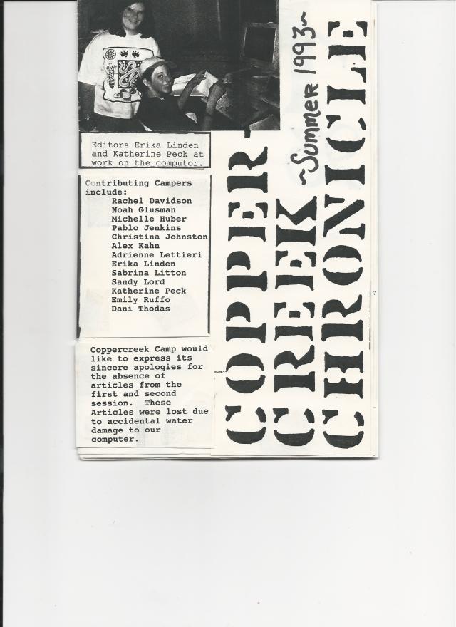 1993CoppercreekChronicle