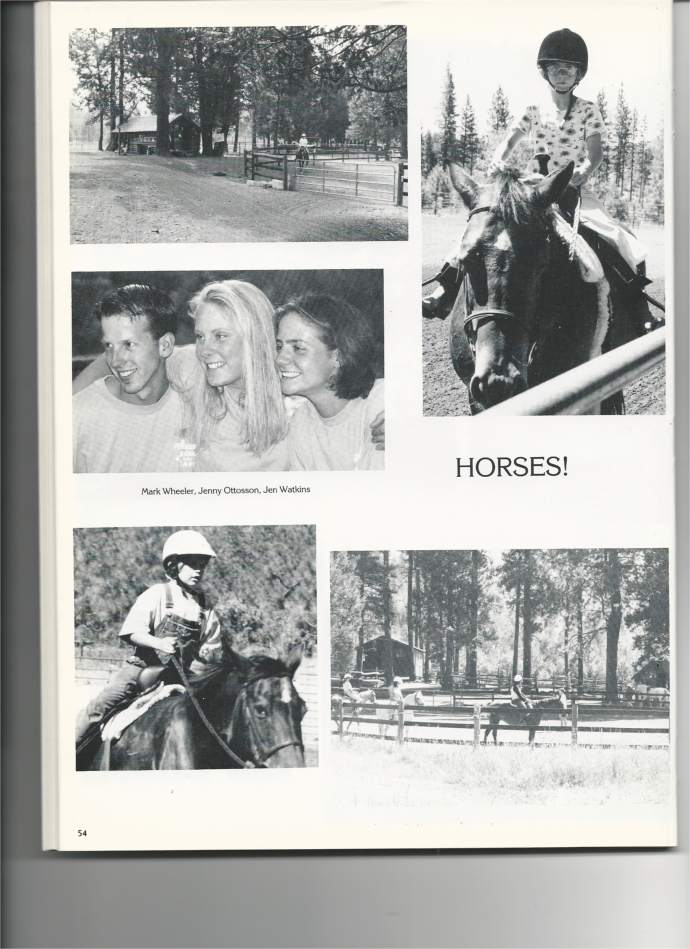 Horses 1996 page 2-1