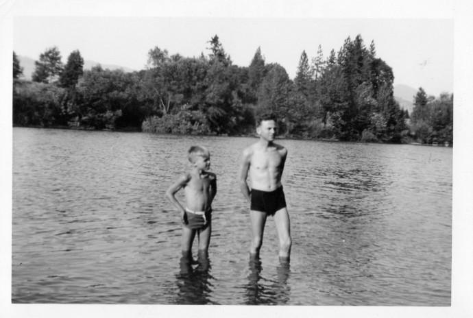 Dad Gramps Lindskog 1940