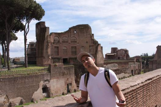 Eli in Rome