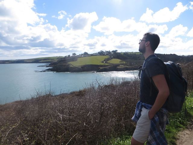 hike to rosemullion